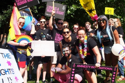 Amnesty Rainbow Network